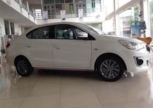 Bán Attrage giá rẻ ở Quảng Nam, xe nhập chất lượng Nhật, tiết kiệm nhiên liệu 5L/100km