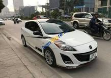 Bán xe cũ Mazda 3 đời 2010, màu trắng, xe nhập