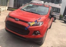 Bán xe Ford EcoSport Titanium AT 2017, màu đỏ