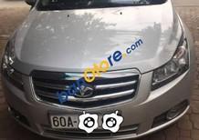 Bán xe Daewoo Lacetti đời 2010, màu bạc, nhập khẩu chính hãng, giá bán 380 triệu