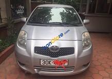 Bán xe Toyota Yaris đời 2007, màu bạc, nhập khẩu