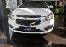 Bán Chevrolet Cruze LT năm 2017, xe mới, màu trắng, giá 589tr