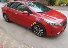 Bán xe cũ Kia Cerato 2.0AT đời 2016, màu đỏ chính chủ, giá tốt