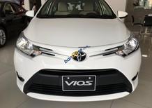 Bán xe Toyota Vios 1.5E 2017, trả trước 10%, giảm giá tốt tại Toyota Tây Ninh