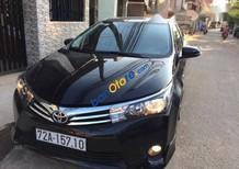 Cần bán gấp Toyota Corolla Altis 2.0 Sx và Đk 11/2015 như mới
