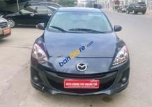 Cần bán lại xe Mazda 3 S đời 2014, màu xanh lam, nhập khẩu chính hãng, giá chỉ 630 triệu