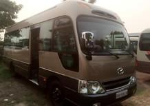 Xe 29 chỗ Hyundai County Limousine thân dài hàng 3 cục, giá cực tốt thương lượng