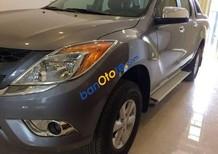 Cần bán lại xe Mazda BT 50 đời 2015, màu xám xe gia đình, giá 520tr