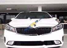 Bán xe Kia Cerato 1.6AT sản xuất năm 2017, màu trắng
