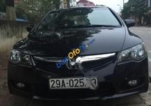 Cần bán lại xe Honda Civic 1.8AT sản xuất 2010, màu đen chính chủ, giá tốt