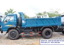 Bán xe Ben 6 tấn THACO Forland FLD600C thùng 4,9 khối giá ưu đãi