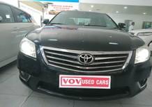 Toyota Camry 2.4G 2010 màu đen