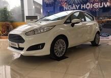 Cần bán xe Ford Fiesta Fiesta Ecoboost 1.0L 2017, màu trắng, tiết kiệm xăng chỉ 4,2L/ 100 Km