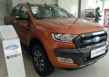 Bán ô tô Ford Ranger Wiltrak 3.2 2017, nhập khẩu chính hãng