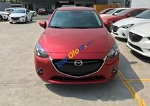 Cần bán xe Mazda 2 đời 2017, màu đỏ, giá tốt