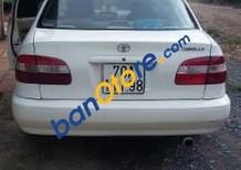 Cần bán xe Toyota Corolla Altis đời 2001, màu trắng