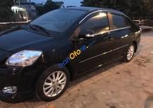 Cần bán Toyota Vios đời 2009, màu đen
