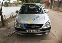 Chính chủ bán xe Hyundai Getz MT 2008, màu bạc