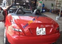 Bán Mercedes SLK 350 đời 2009, màu đỏ, xe nhập còn mới