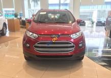 Bán xe Ford EcoSport 1.5 Trend MT năm 2017, màu đỏ