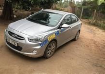 Bán Hyundai Accent sản xuất 2015, màu bạc, 480tr