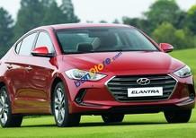 Bán Hyundai Elantra 2.0 sản xuất 2017, màu đỏ giá cạnh tranh