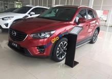 Cần bán Mazda CX 5 2.5L năm 2017, màu đỏ, nhập khẩu, giá chỉ 930 triệu