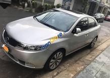 Cần bán lại xe Kia Forte AT sản xuất năm 2012, màu bạc giá cạnh tranh