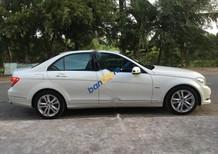 Cần bán lại xe Mercedes sản xuất 2011, màu trắng chính chủ