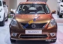 Bán xe Nissan Sunny XV SG sản xuất 2018, màu trắng, giá chỉ 468triệu