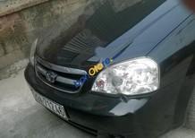 Xe Daewoo Lacetti sản xuất 2008, màu đen, giá 255tr