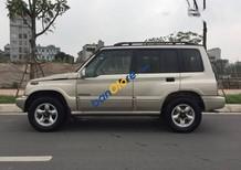 Bán xe Suzuki Vitara MT sản xuất 2005 chính chủ
