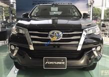 Bán xe Toyota Fortuner 2017 nhập khẩu, số sàn