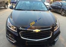 Cần bán xe Chevrolet Cruze đời 2017, màu đen