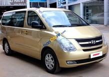 Bán Hyundai Starex 2.5MT đời 2012, màu vàng, xe nhập khẩu