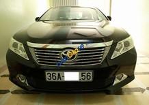 Chính chủ bán xe Toyota Camry sản xuất 2013, màu đen