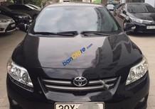 Bán ô tô Toyota Corolla Altis 1.8G đời 2010, màu đen như mới giá cạnh tranh