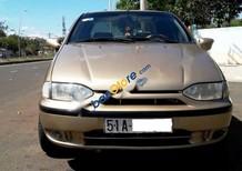 Cần bán lại xe Fiat Siena HLX 1.6MT đời 2003, màu vàng chính chủ
