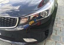Bán Kia Cerato 1.6MT sản xuất năm 2016, màu đen, 579tr