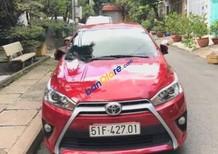 Bán Toyota Yaris 1.3G đời 2016, màu đỏ, xe nhập số tự động, 690tr