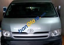 Bán Toyota Hiace sản xuất 2007, nhập khẩu chính hãng