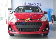 Cần bán xe Hyundai Grand i10 1.2 AT đời 2017 màu đỏ - LH: 0904488246 để nhận được hỗ trợ tốt nhất - Trân trọng