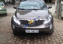 Bán lại xe Kia Sportage đời 2012, màu nâu, nhập khẩu
