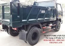 Cần bán xe Thaco Forland FLD490C tải trọng 5 tấn thùng chở 4 khối, xe tải 5 tấn Trưởng Hải thùng 4 m3