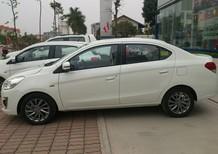 Cần bán xe Mitsubishi Attrage sản xuất 2017, màu trắng, xe nhập
