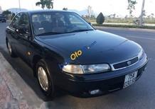 Bán Mazda 626 1992, màu đen số sàn, các chức năng theo xe đầy đủ và ổn định