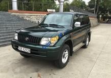 Bán xe cũ Toyota Prado GX 2.7 sản xuất 1998, nhập khẩu chính hãng, 355tr