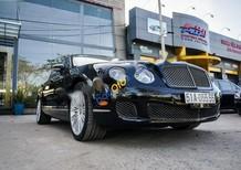 Bán Bentley Continental Flying Spur Speed 2008, màu đen, nhập khẩu