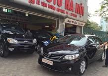 Bán ô tô Toyota Corolla altis 1.8MT đời 2014, màu đen, giá chỉ 650 triệu