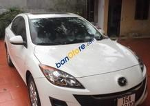 Cần bán xe Mazda 3 năm 2010, màu trắng, xe nhập